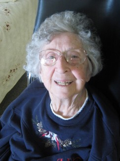Grandma Blair